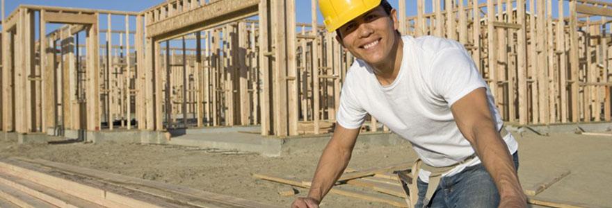 constructeur de maison à ossature en bois sur mesure