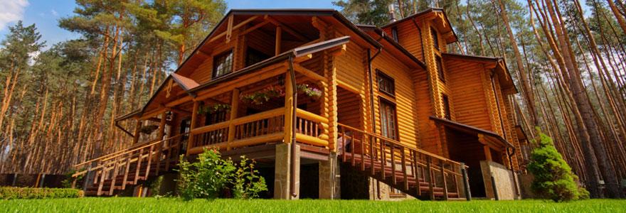 Construction de maisons en bois en Haute-Savoie
