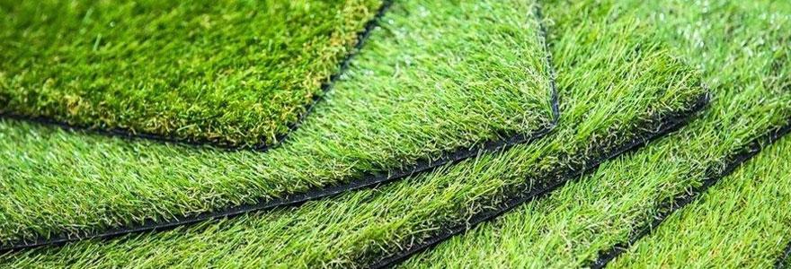 Gazon et pelouses artificielles