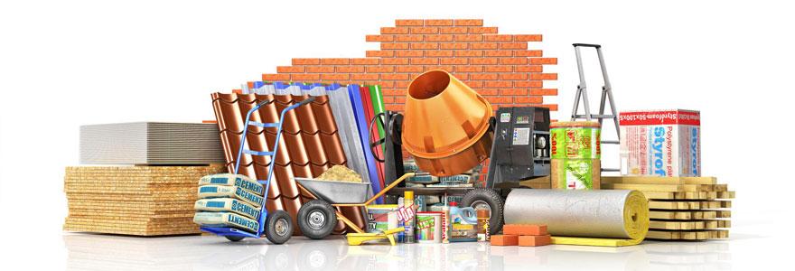 Matériaux de construction