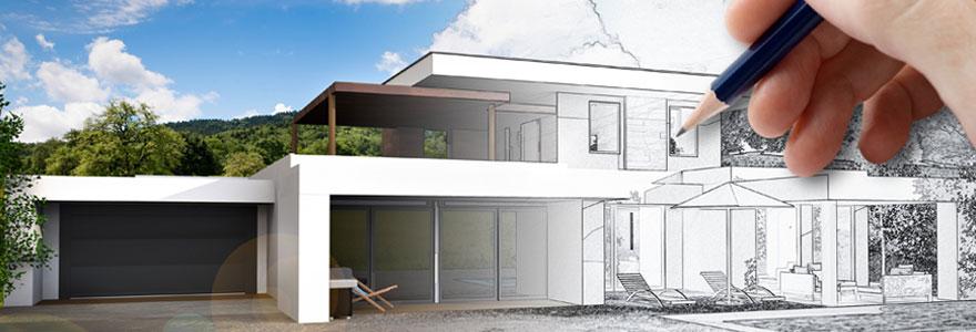 projet de création de maison individuelle